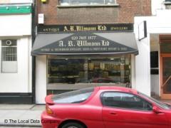 A T Hillman image