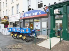 Dominos Pizza 150 High Street London Fast Food Delivery
