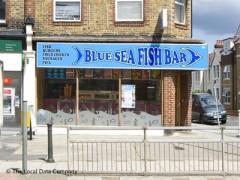 Blue Sea Fish Bar, exterior picture