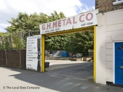 G H Metal Co, exterior picture