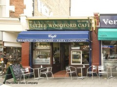 Little Woodford Cafe, exterior picture