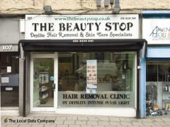 Beauty Stop, exterior picture