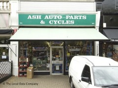 Ash Auto Parts & Cycles image