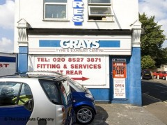Grays Tyre & Exhaust Centres image