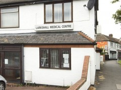 Larkshall Medical Centre, exterior picture