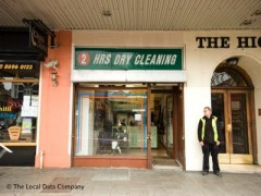 2 Hour Dry Cleaners image