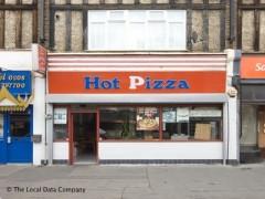 Hot Pizza 1532 London Road London Take Away Food Shops