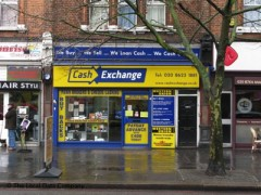 Cash Exchange, exterior picture