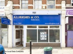 A I Hughes & Co, exterior picture