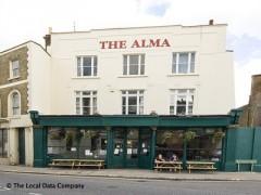 The Alma image