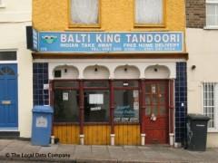 balti king tandoori 176 dartmouth road london fast food takeaway