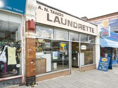A N Tanos Launderette image
