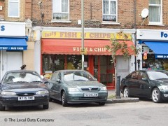 Tasty Fish & Chips, exterior picture