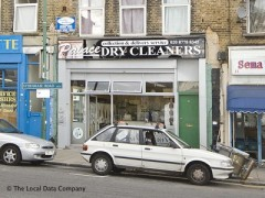 Palace Dry Cleaners, exterior picture