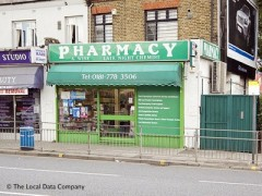 A Wise Pharmacy, exterior picture