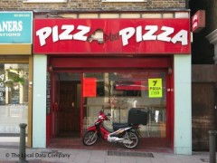 Pizza Plus Pizza 2 High Street London Fast Food Delivery
