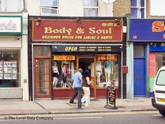Body & Soul, exterior picture