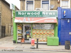 Norwood News, exterior picture
