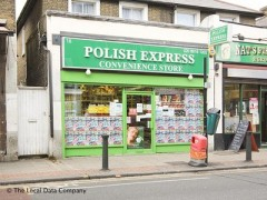 Polish Express, exterior picture