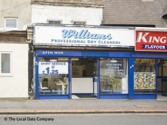 Williams Dry Cleaners image