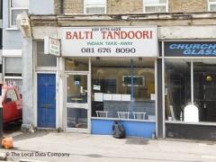 Balti Tandoori image