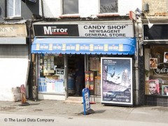 Candy Shop, exterior picture