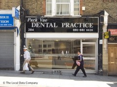 Park Vue Dental Practice 204 High Road London Dentists