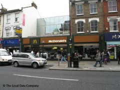 Mcdonald S Restaurant 99 High Road London Fast Food