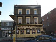 The Coach & Horses, exterior picture