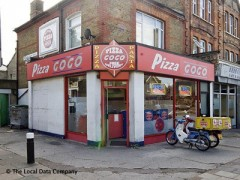 Pizza Go Go 183 Lordship Lane London Take Away Food