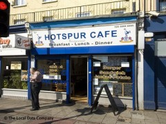 Hotspur Cafe, exterior picture