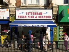 Tottenham Fresh Fish & Seafood image