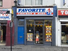 Favorite Chicken Ribs 414 High Road London Take Away