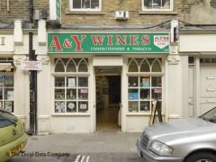 A & Y Wines image