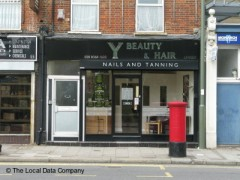 Y Beauty & Hair, exterior picture