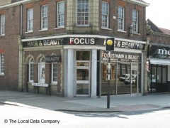 Focus Hair & Beauty, exterior picture