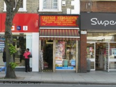 Confags Newsagents, exterior picture