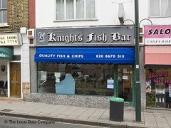 Knights Fish Bar, exterior picture