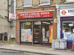 South London Wines, exterior picture