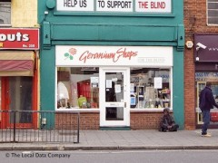 Geranium Shop For The Blind image