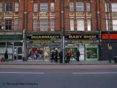 Adarshi Pharmacy, exterior picture