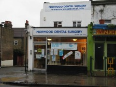 Norwood Dental Surgery, exterior picture