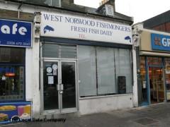 West Norwood Fishmongers image