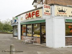 Crown Cafe, exterior picture