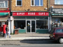 Gipsy Rose Cafe, exterior picture