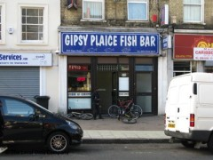 Gipsy Palace Fish Bar, exterior picture