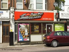 Pizza Hut Delivery 409 Green Lanes London Fast Food