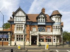 The Fox, exterior picture