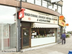 Chinese Herbal Medicine & Acupuncture, exterior picture