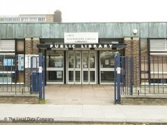 Southgate Circus Library, exterior picture